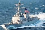tàu khu trục