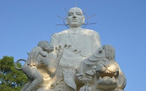Truyền kỳ về võ thuật của thiền sư phái Diệt Hỷ