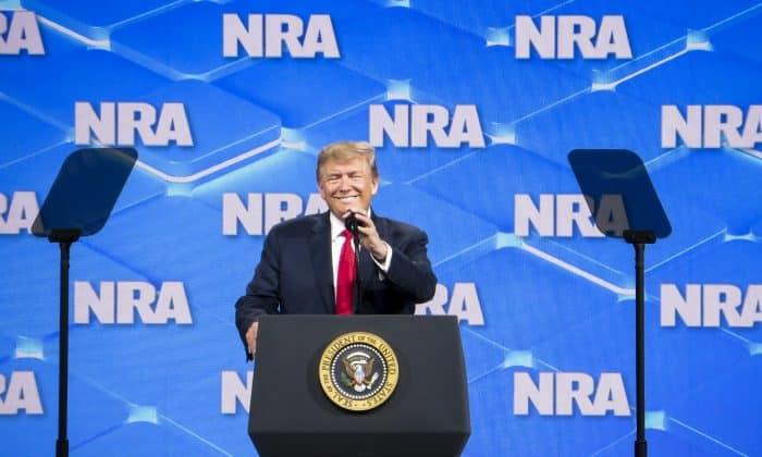 Donald-Trump-NRA