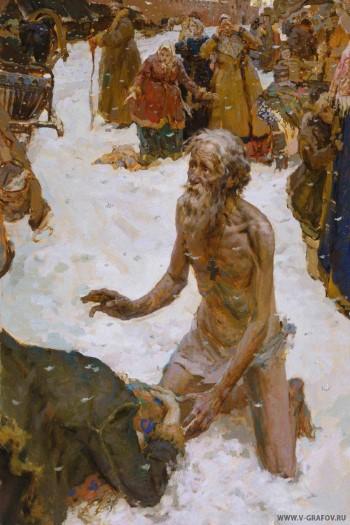 Vasily: Vị Thánh ngốc hiển phước của nước Nga