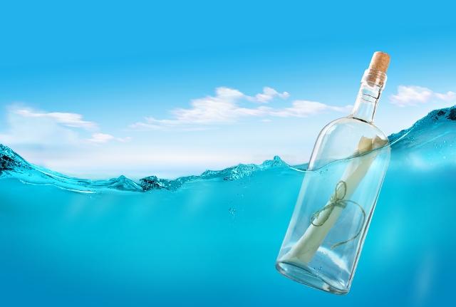 """""""Bí mật"""" trong chai thủy tinh và những câu chuyện kỳ diệu"""