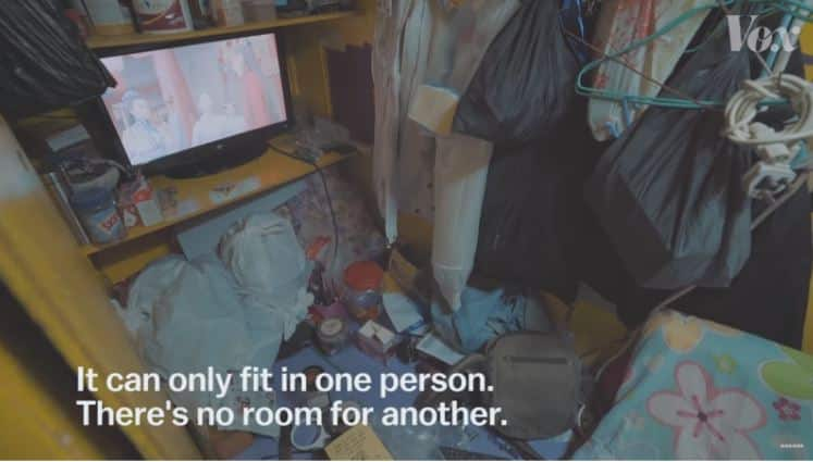 Vấn nạn nhà ở tại Hồng Kông
