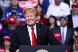 Người Mỹ đóng góp 30 triệu USD trong quý I 2019 để ủng hộ ông Trump tái tranh cử