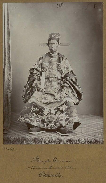 Phạm Phú Thứ là một đại thần triều nhà Nguyễn