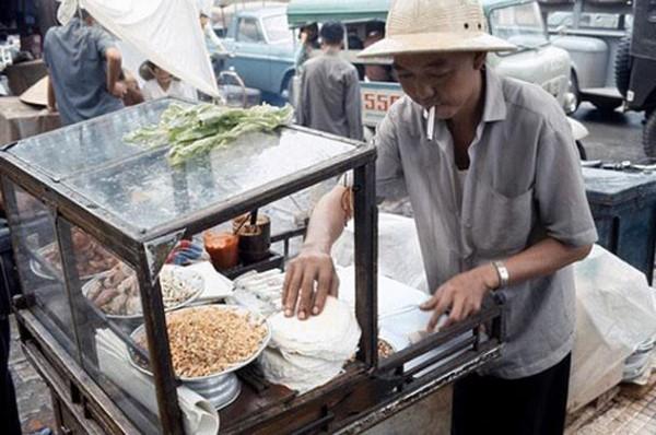 Quà vặt Sài Gòn ngày trước