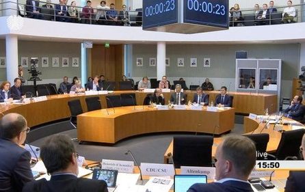 Đức: Thu hoạch nội tạng được nhắc đến trong phiên điều trần quốc hội
