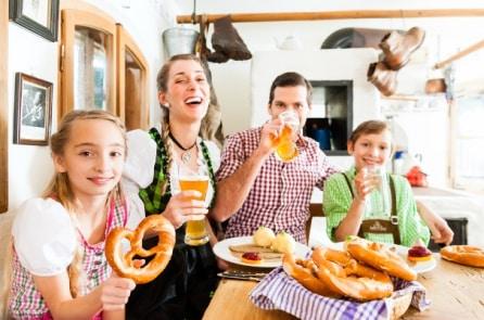 Quan niệm dạy con của người Đức: Thừa kế bạc tỷ không hẳn là điều tốt