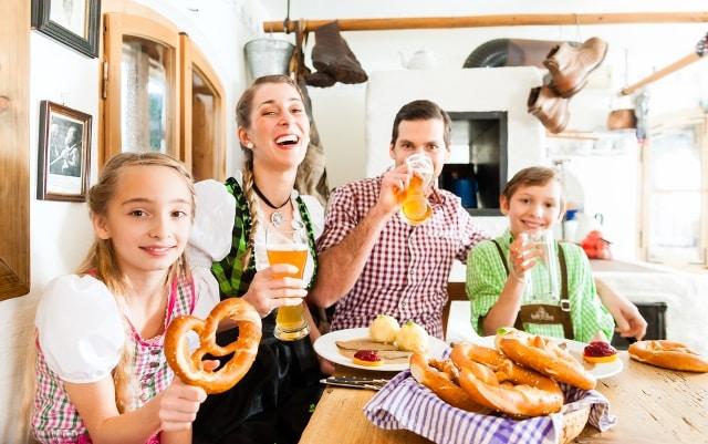Quan niệm dạy con của người Đức