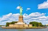 Tượng Nữ thần Tự do, cuộc sống ở Mỹ
