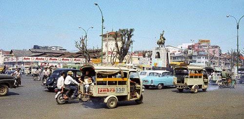 Sài Gòn xưa: Hoài niệm về xe lam