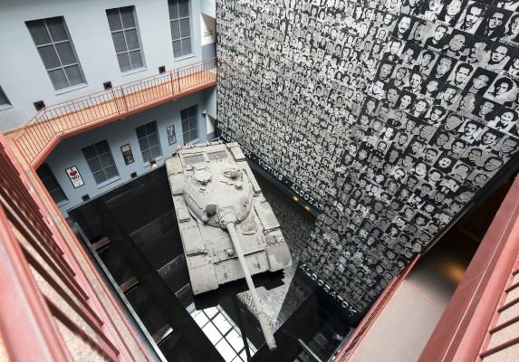 Câu chuyện về thành phố từ bảo tàng