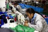 xưởng may; nhà máy; may mặc