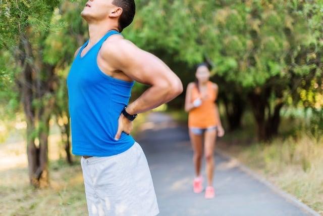 5 dấu hiệu cho thấy bạn đang tập thể dục quá sức