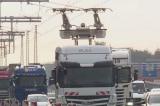 Đức mở 'cao tốc sạc điện' đầu tiên dành cho xe tải