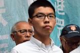 Hoàng Chi Phong được thả sáng nay, lập tức kêu gọi trưởng đặc khu từ chức