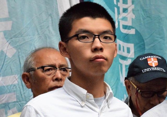 Giấc mơ Hoàng Chi Phong (Joshua Wong)