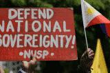 Philippines gửi thư phản đối Trung Quốc sau vụ chìm tàu trên Biển Đông
