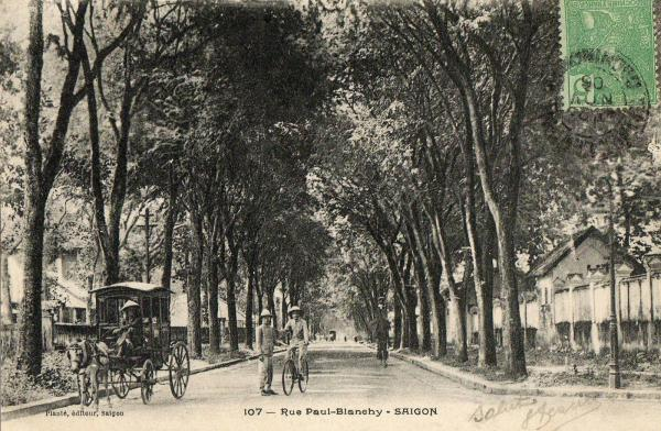 Tản mạn về địa danh ở Sài Gòn