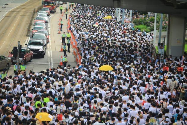 Tinh thần người Hong Kong