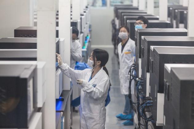 Trung Quốc thu thập sinh trắc học toàn dân và toàn thế giới để làm gì?