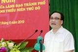 Xét xử vụ Gang thép Thái Nguyên: Toà bác đề nghị triệu tập ông Hoàng Trung Hải