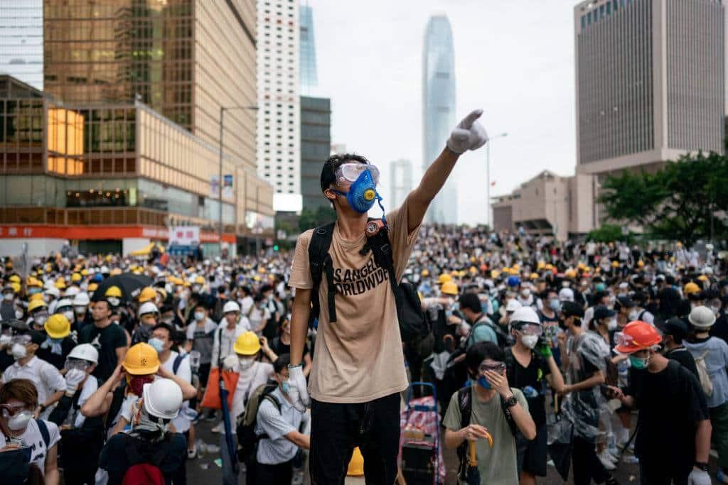 Biểu tình Hồng Kông và bản chất lưu manh xuyên suốt lịch sử ĐCSTQ