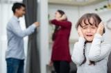 gia đình, điều trẻ con sợ nhất