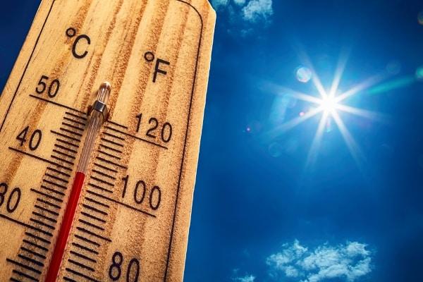 nắng nóng, trung tâm dự báo khí tượng thủy văn trung ương