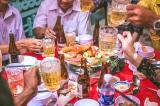 Văn phòng huyện ở Nghệ An xin 80 triệu đồng thanh toán tiền rượu tiếp khách