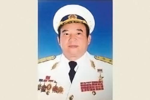 Kỷ luật cảnh cáo Phó Đô đốc Nguyễn Văn Tình