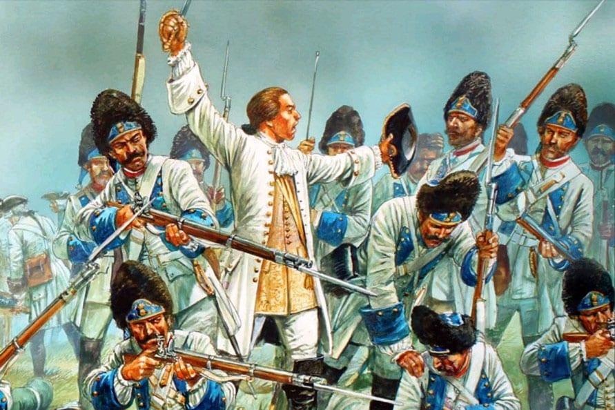 Trận Karansebes, Quân đội Áo
