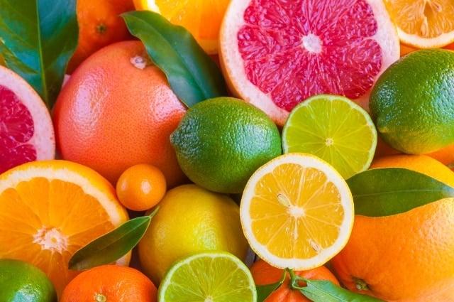 trái cây, cam quýt, vitamin C
