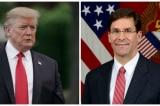 Trump giới thiệu Bộ trưởng Lục quân làm Bộ trưởng Quốc phòng sau khi Shanahan rút lui