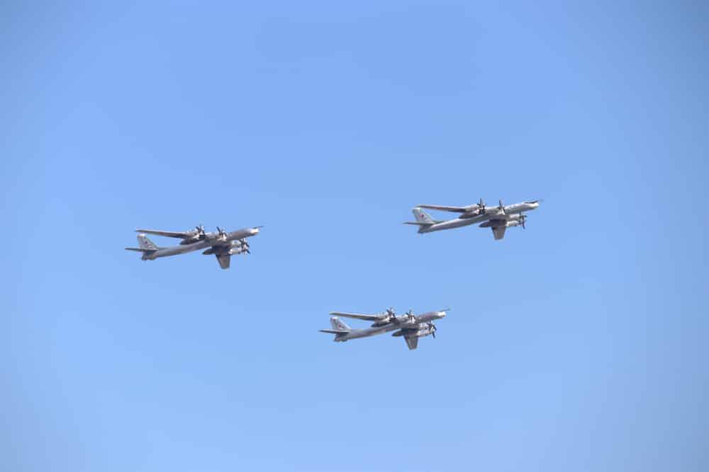 Hàn Quốc bắn cảnh cáo chiến đấu cơ Nga