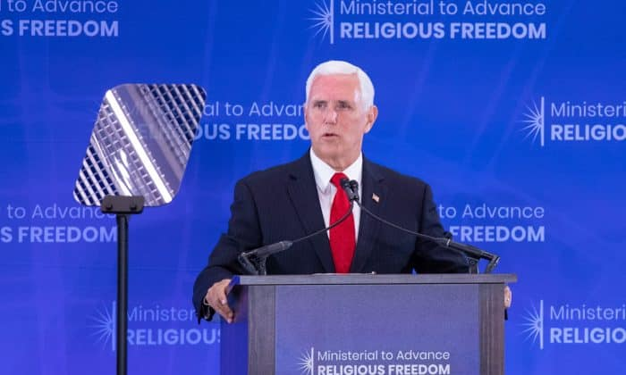 Pence-ministerial
