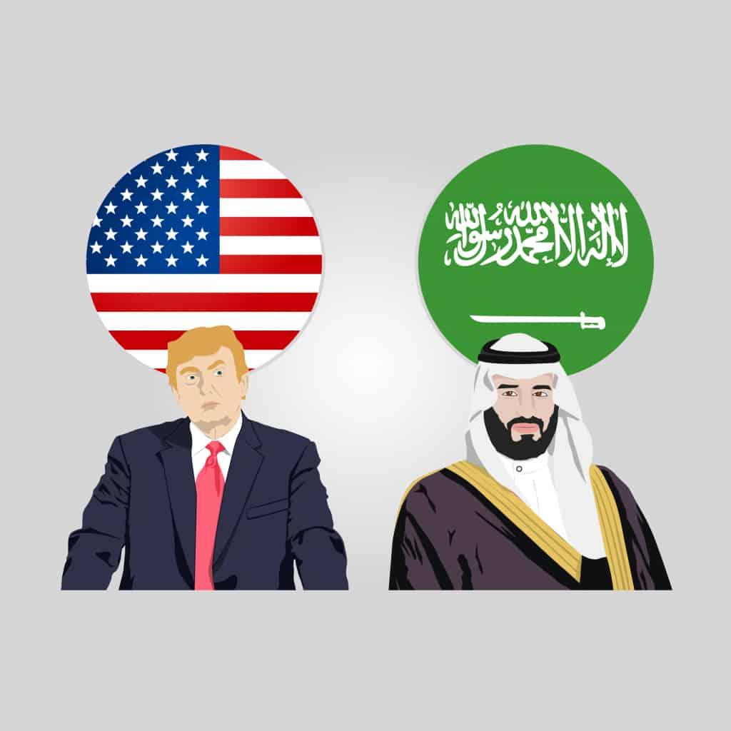 Thượng viện không chặn được ông Trump bán vũ khí cho Ả Rập Saudi