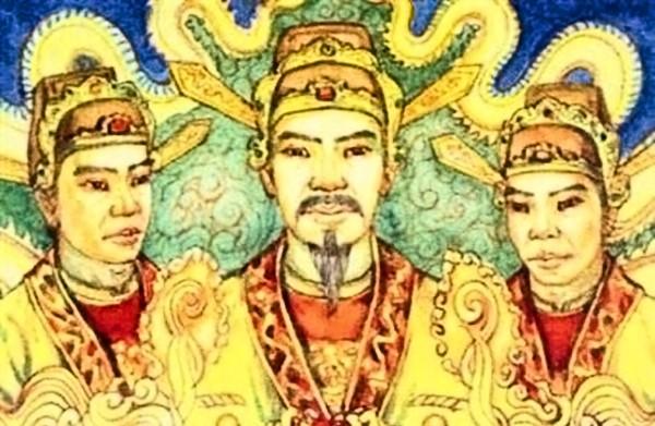 Một Trần Nghệ Tông rất khác trong Nam Ông Mộng Lục