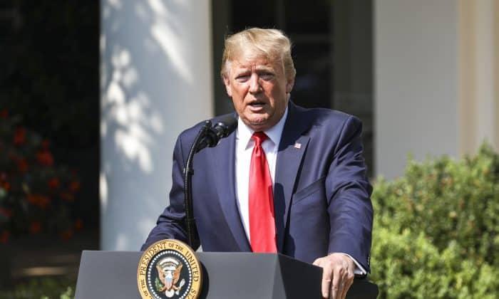 chế độ Trung Quốc rất thích ông Trump thất bại trong cuộc bầu cử 2020