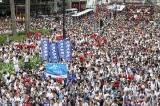 Tập Cận Bình bất mãn với Hàn Chính về vấn đề Hồng Kông