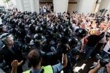 biểu tình tại Nga hôm 27/7