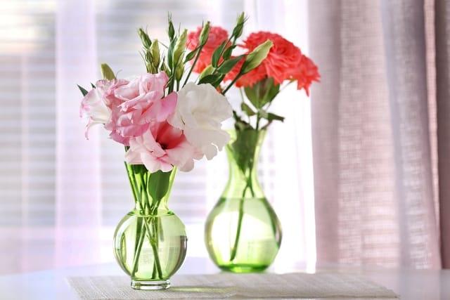 cách giữ hoa tươi lâu, mẹo giữ hoa tươi lâu