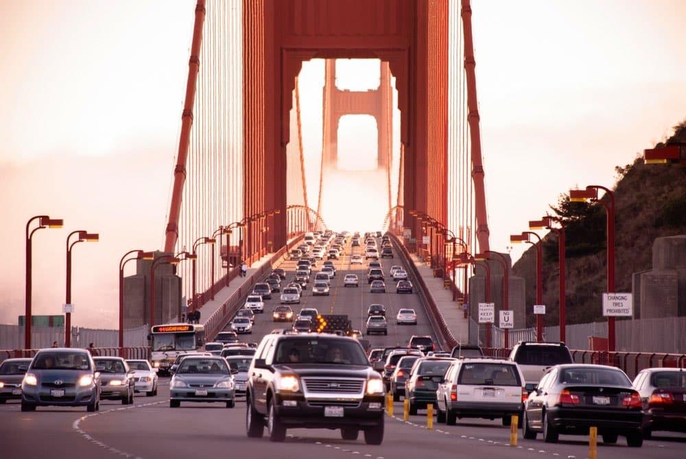 Taxi công nghệ khiến San Franciso kẹt xe