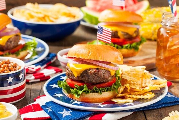 nước Mỹ, ẩm thực Mỹ