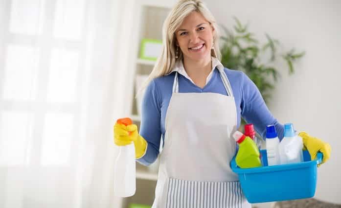 dọn dẹp nhà cửa, mẹo dọn dẹp nhà