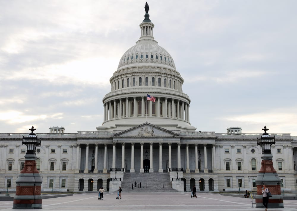dự luật ngân sách hai năm, Hạ viện Mỹ