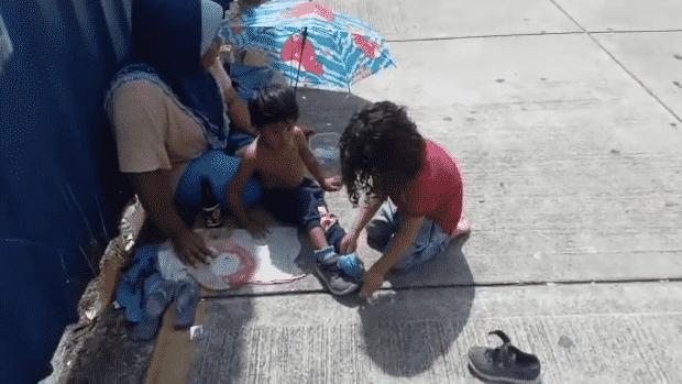 đứa trẻ vô gia cư, vô gia cư