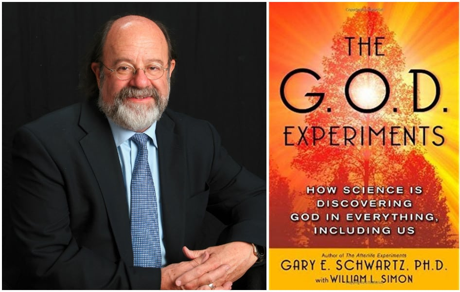 Khoa học có thể chứng minh Thần tồn tại không? Thí nghiệm Thiên Chúa của Gary Schwartz