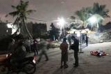 hai bé trai bị điện giật tử vong