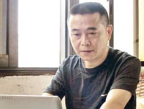 Hoàng Kỳ, Huang Qi, bất đồng chính kiến