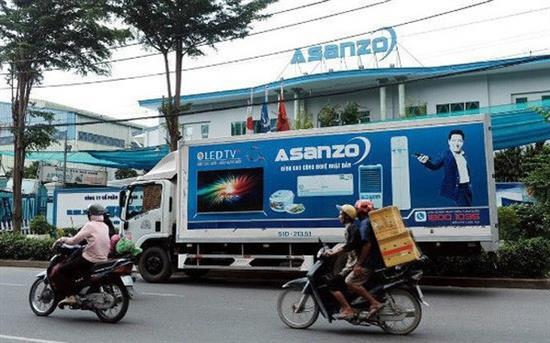 Công ty Asanzo